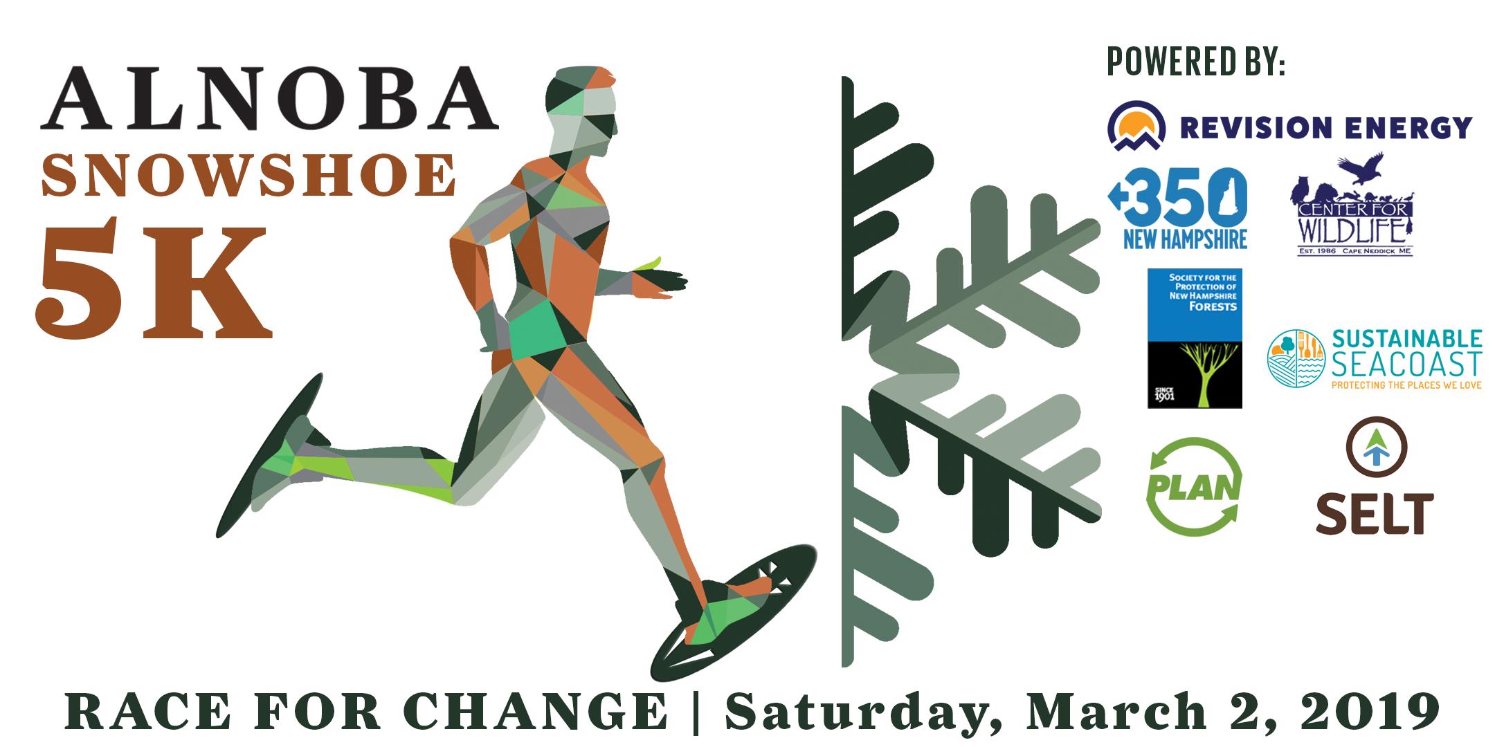 'Race for Change' Snowshoe 5K