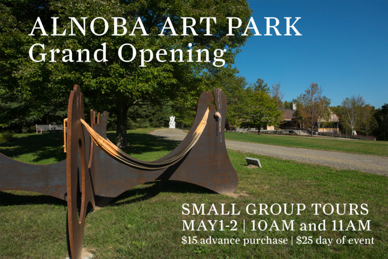 Art Park Grand Opening Tour