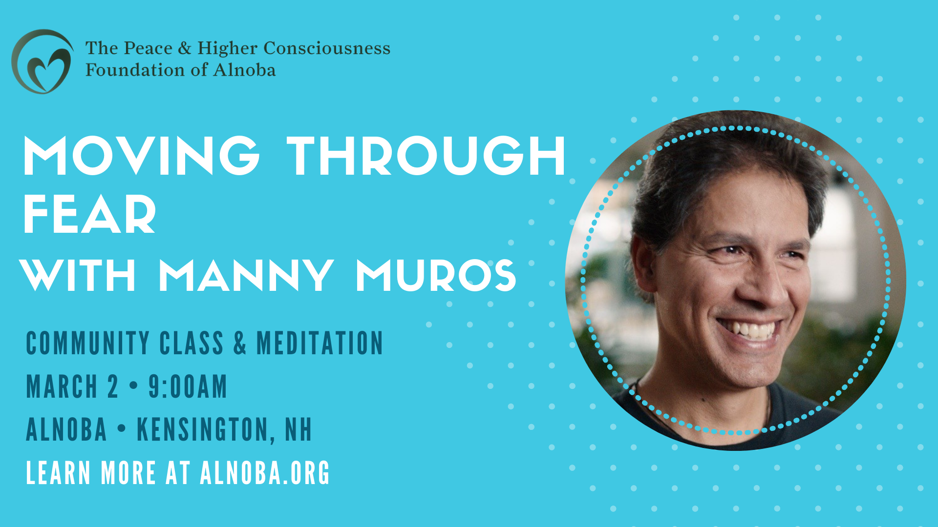 Moving Through Fear with Manny Muros