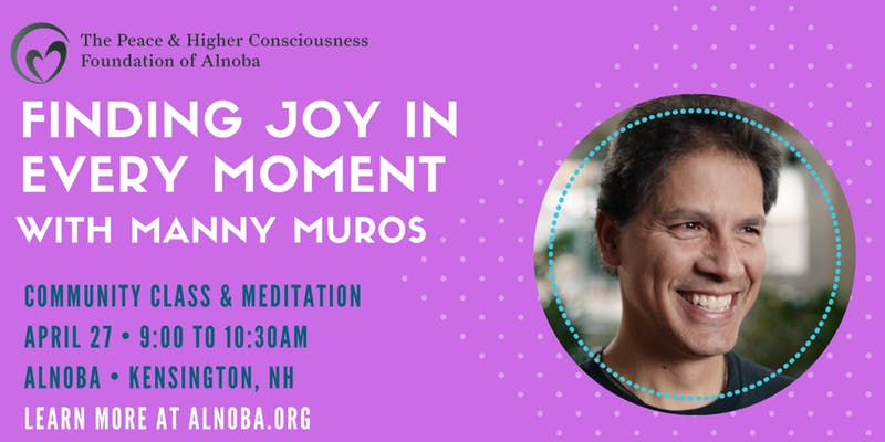 Finding Joy in Every Moment with Manny Muros