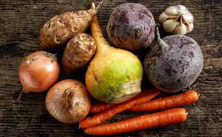 Meet the Farmer with Farmer Lis: ROOT VEGGIES